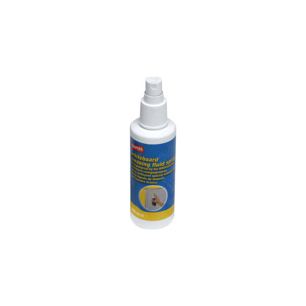 (0,67 EUR/100 ml) Whiteboard-Reinigungsspray Spraydose 250 ml