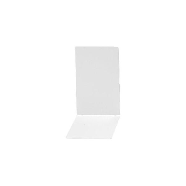 Alco Buchstützen 4301 weiß 85 x 140 x 140 mm 2 Stück