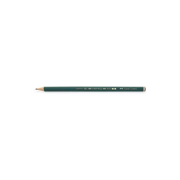 Faber-Castell Bleistifte Castell 9000 5B Wasserlack