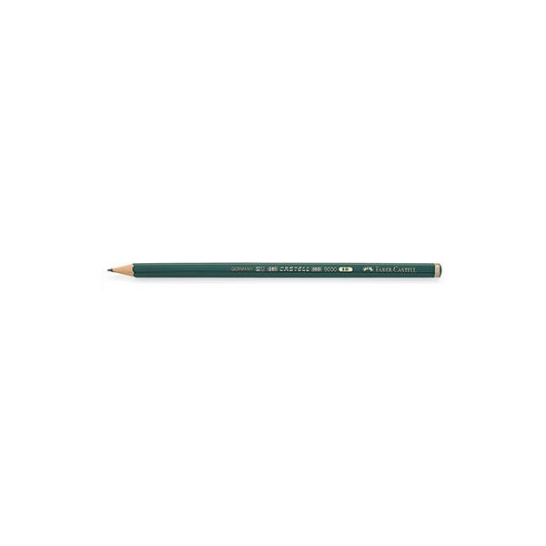 Faber-Castell Bleistifte Castell 9000 8B Wasserlack