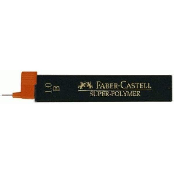 Faber-Castell Druckbleistiftminen 0,9mm B Polymer 12 St