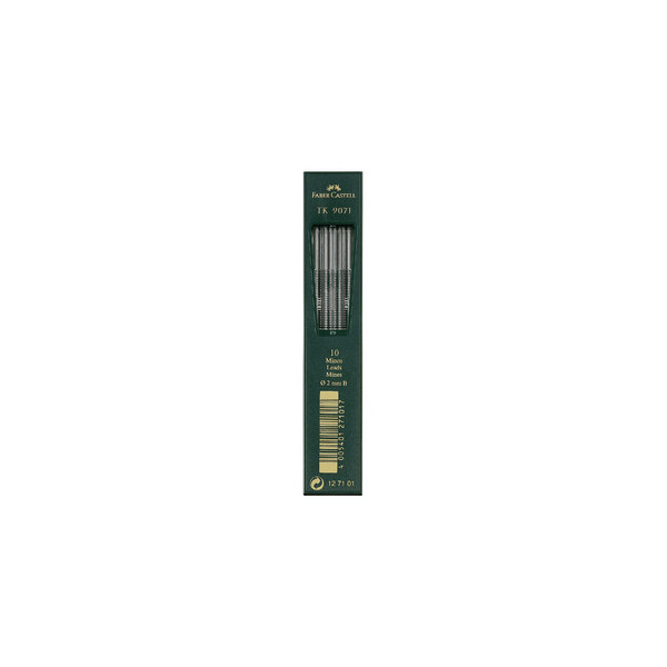 Faber-Castell Druckbleistiftminen TK 2mm B 10 St
