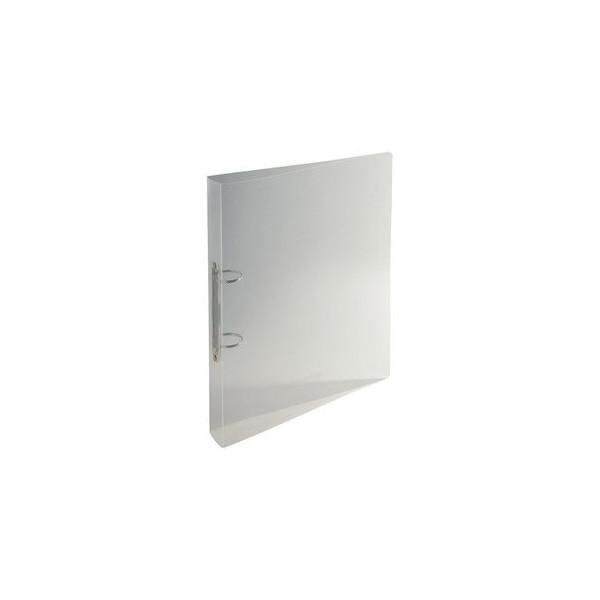 Exacompta 54342E A4 30 mm 2 Ringbuch transparent Kristall klar