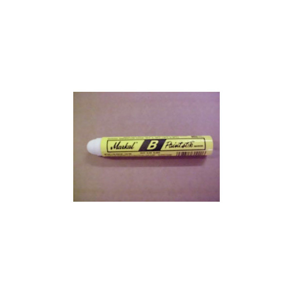 Paintstick Markal Typ B weiss Stärke 20mm Ölfarbe
