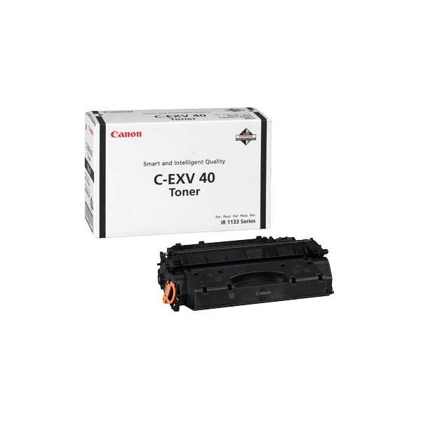 Canon Toner C-EXV40 schwarz ca 6000 Seiten - Original