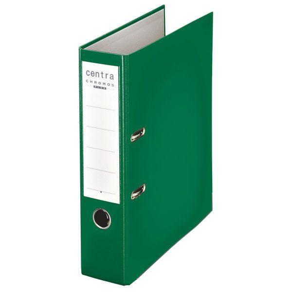 Centra Chromos grün Ordner A4 80mm breit