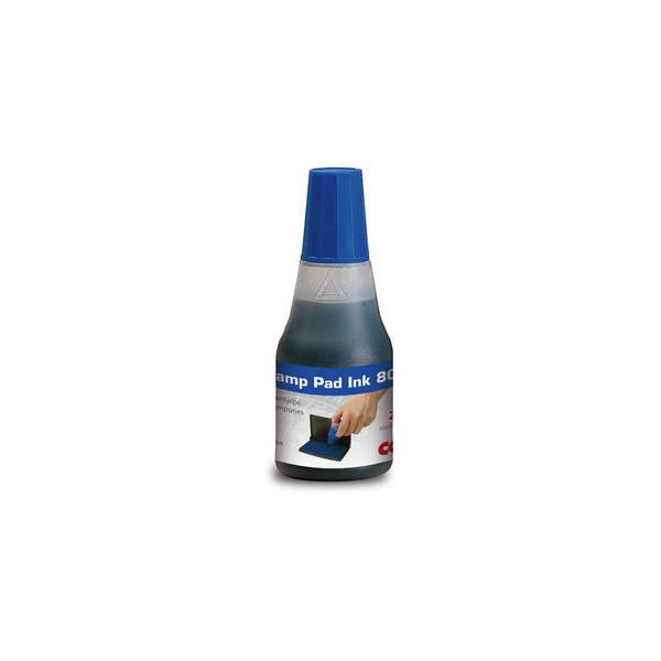 Colop Stempelfarbe 801 ohne Öl 25ml Flasche blau