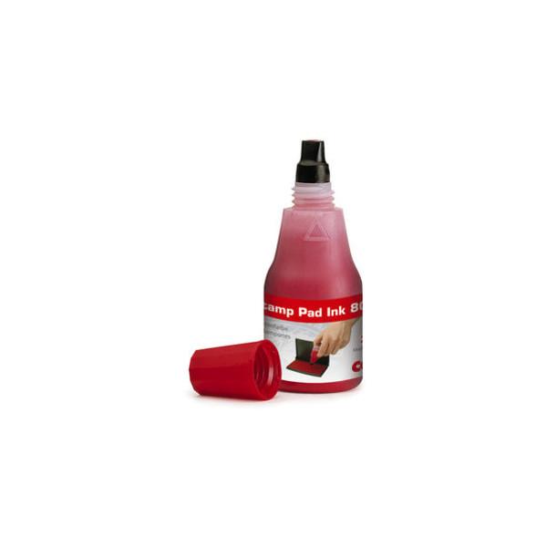 Colop Stempelfarbe 801 ohne Öl 25ml Flasche rot