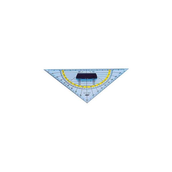Wedo 526 Geo-Dreieck 16cm mit Griff