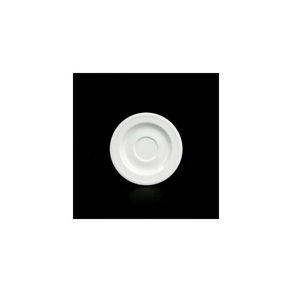 Eschenbach Untertasse Minoa weiß Porzellan stapelbar