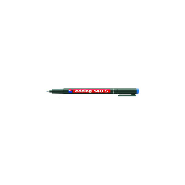 Edding Folienstift 140 S blau 0,3 mm permanent