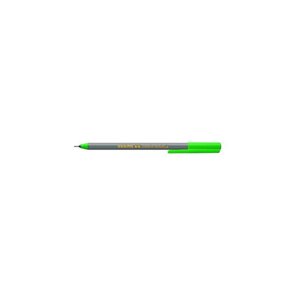 Edding Fineliner 55 finepen grün 0,3 mm