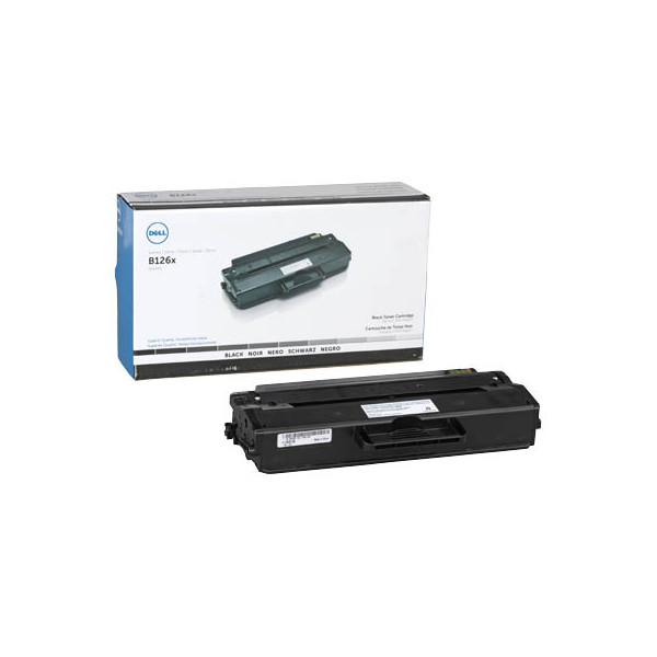 Dell Toner Cartridge DRYXV schwarz für Laser Printer B1260dn, B1265dfw,