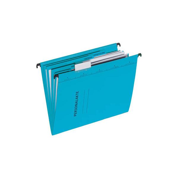 Pagna Hängehefter Personalakte 44105 A4 blau 5-teilige