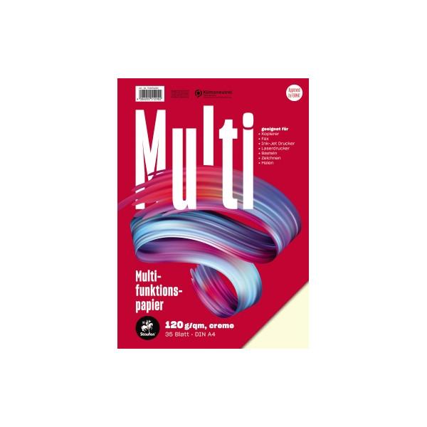 Staufen 7xPlus Colors creme A4 120g Kopierpapier 35 Blatt