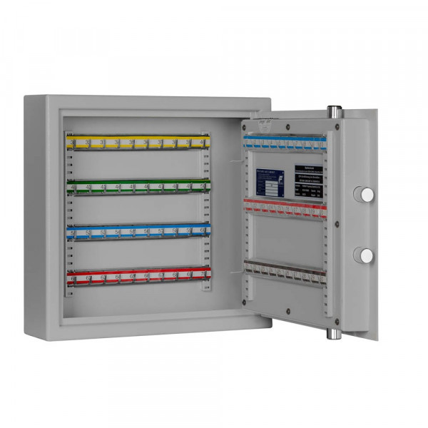 Format Schlüsseltresor ST 70 45,9 x 12 x 43,6cm Doppelbartschloss