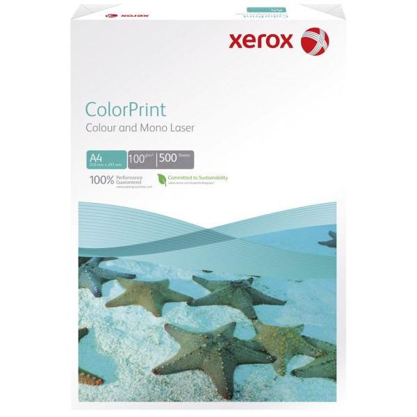 XEROX ColorPrint A4 100g Kopierpapier weiĂź 500 Blatt