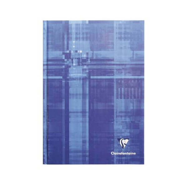CLAIREFONTAINE 9510C Notizbuch A5 96Bl unlin. sort