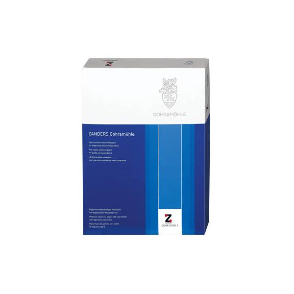 Zanders Briefpapier Gohrsmühle mit Wasserzeichen A4 80g weiß 500 Blatt