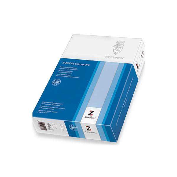 Zanders Briefpapier Gohrsmühle 88020104 DIN A4 weiss 500 Bl./Pack.