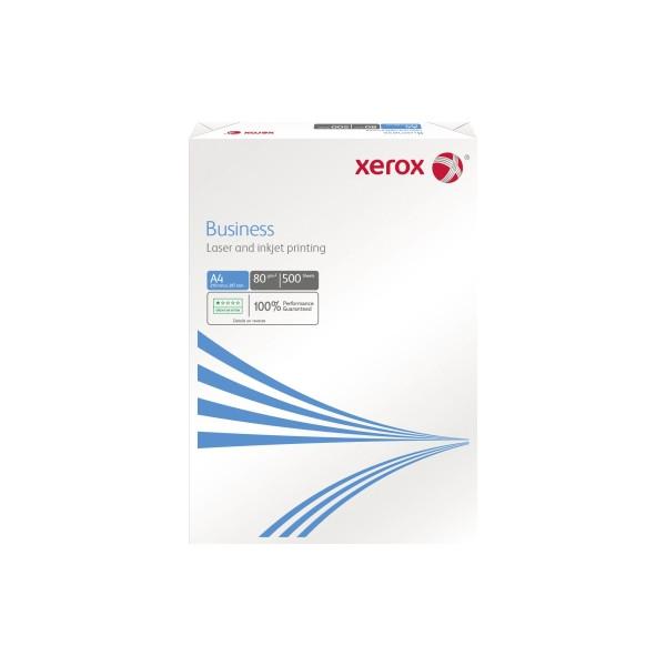 Xerox Business 4-fach gelocht A4 80g Kopierpapier weiß 500 Blatt