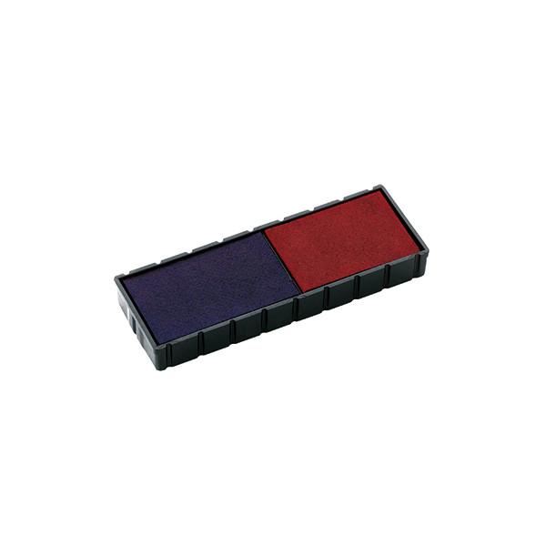 COLOP Stempelkissen E/12/S2 blau/rot