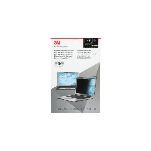 3M Bildschirmfilter PF14.0W 35,6cm 14Zoll 16:9