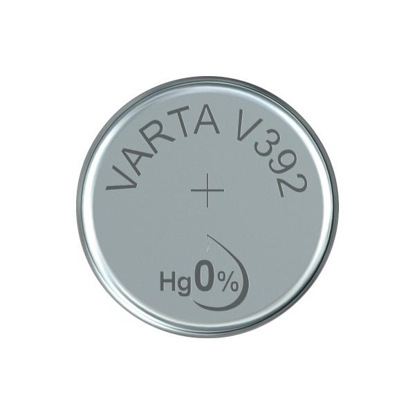 Varta Uhrenknopfzelle 00392 101 111 LR41 V-392 1.55 Volt 38mA