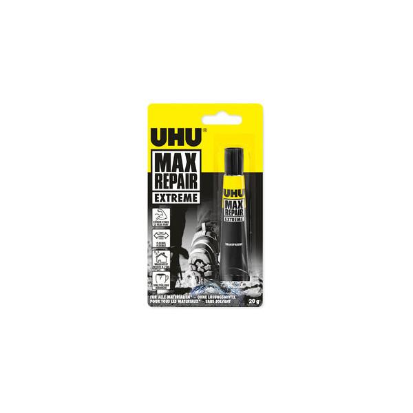 UHU Max Repair Extrem Kleber 20g transparent