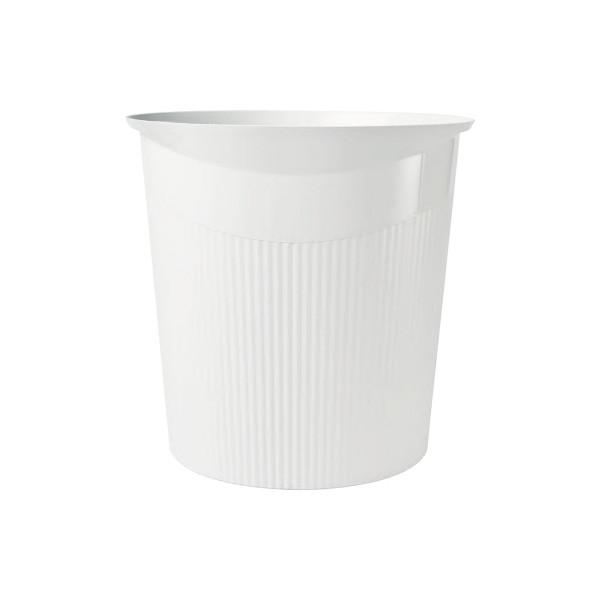 HAN Papierkorb LOOP 18140-12 13Liter PP weiß