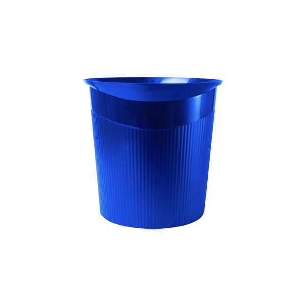 HAN Papierkorb LOOP 18140-14 13Liter PP blau