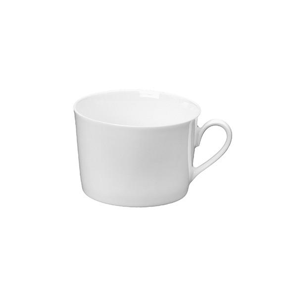 Esmeyer Kaffeetasse Heike Ø 200ml weiß Porzellan 6 Stück