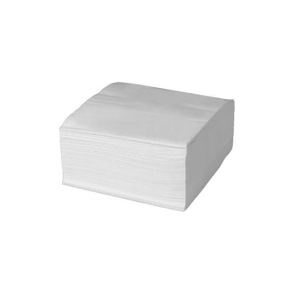 PAPSTAR Serviette 82554 25x25cm 1/4 Falz 2-lagig weiss 250 Stück