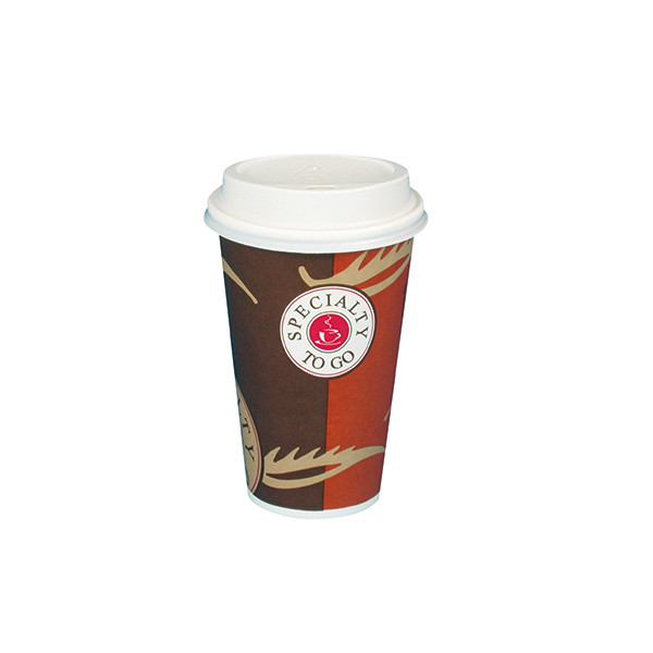 PAPSTAR Thermobecher Einweggeschirr Coffee to go 300 ml