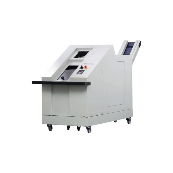 HSM Festplattenvernichter StoreEx HDS 230 , 1778114, P1 Partikelschnitt 20x40mm,