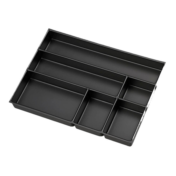 Schubladeneinsatz PIT450P1800 DIN A3 schwarz