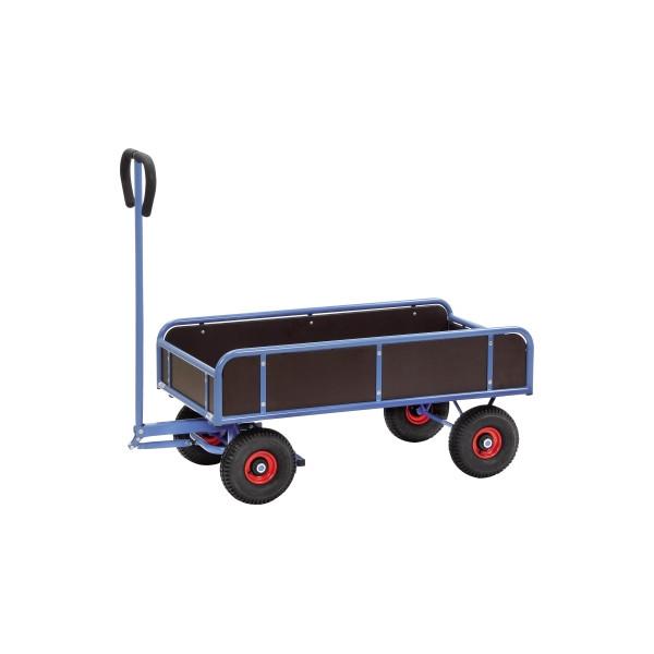 Fetra Handwagen 4124 max. 400kg 4Räder