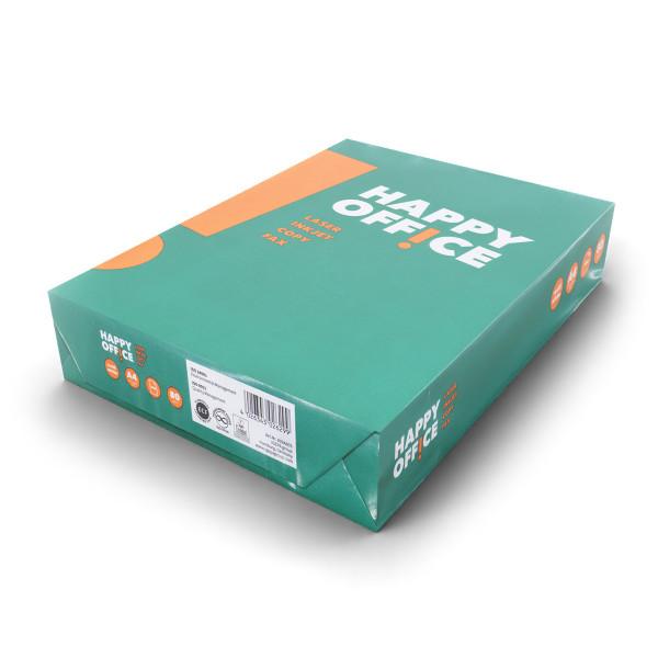 Igepa Happy Office Kopierpapier A4 80g weiß 500 Blatt