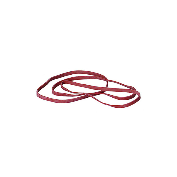 Gummibänder 6 x 300mm rot 1kg Ø ca 190mm