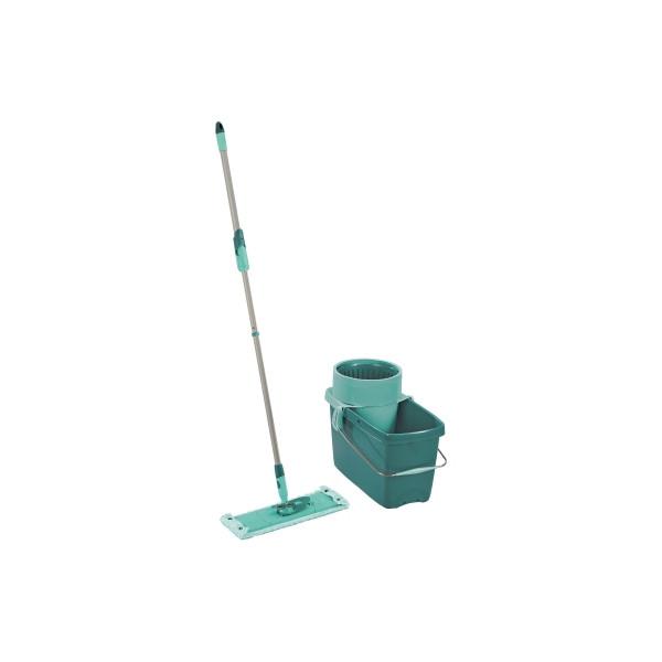 Leifheit Reinigungsset Bodenwischer CLEAN TWIST XL grün