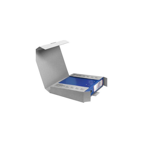 Pressel Versandkarton für 1 Ordner bis 75mm 323x290x140 mm weiß 20 Stück