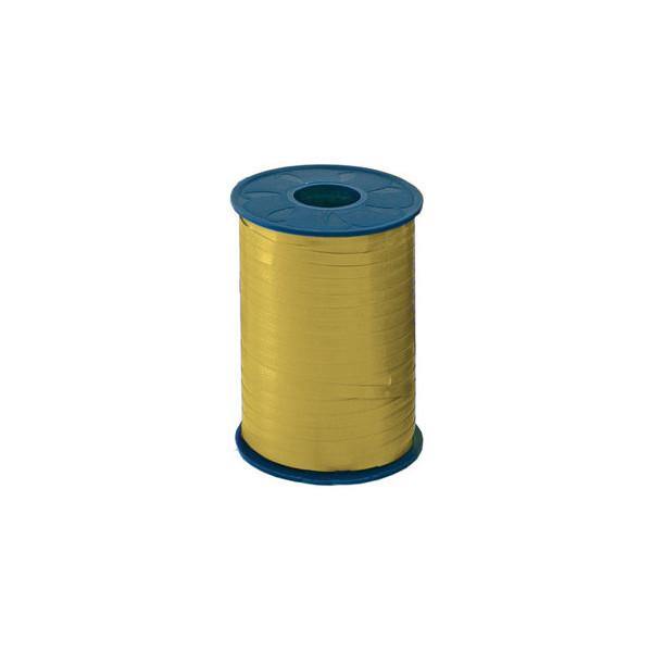 Pressel Geschenkband 6960 5mm x 500m gelb 4 Stück