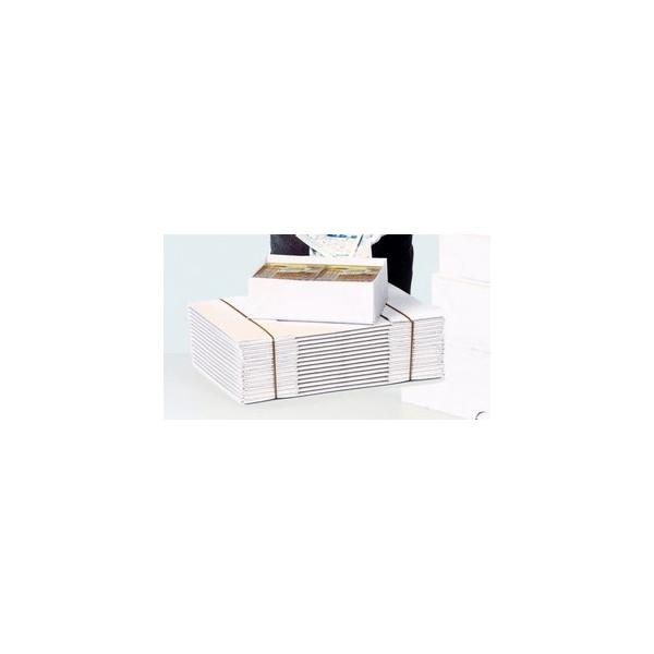 Pressel Versandkarton DL 305x215x100 mm weiß 20 Stück