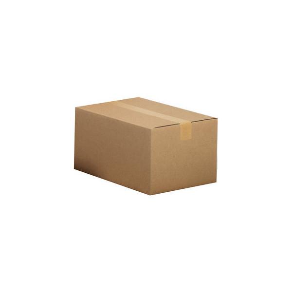 Pressel Faltkarton 1-wellig braun 200x200x150 25 Stück