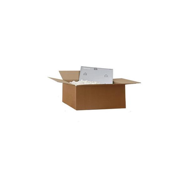 Pressel Faltkarton 1-wellig braun 280x170x140 25 Stück