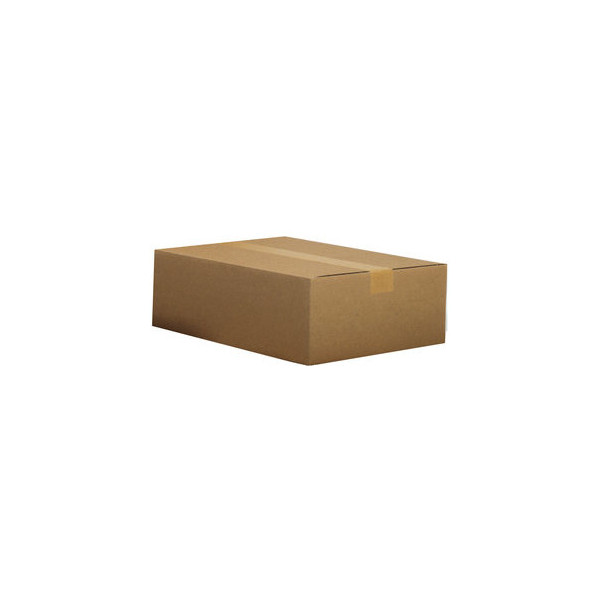 Pressel Faltkarton 1-wellig braun 350x250x160 25 Stück