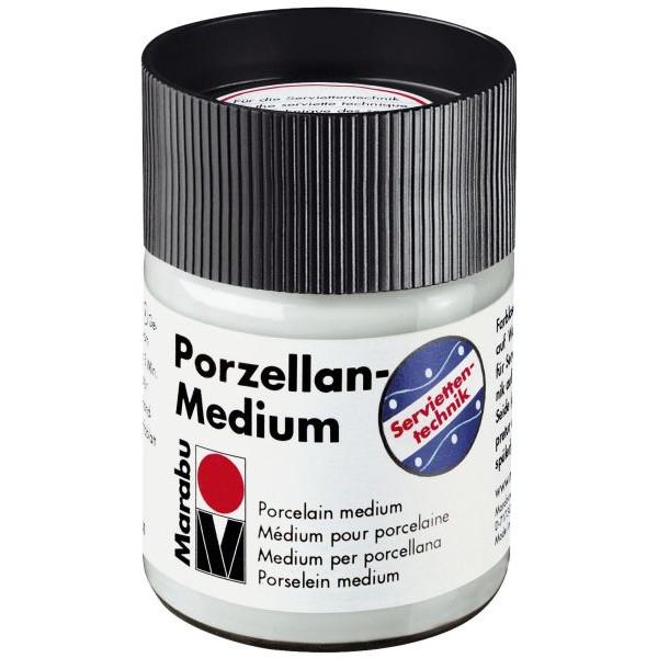 MARABU 1140 05 842 50ml Keramikfarbe Porzellan Medium