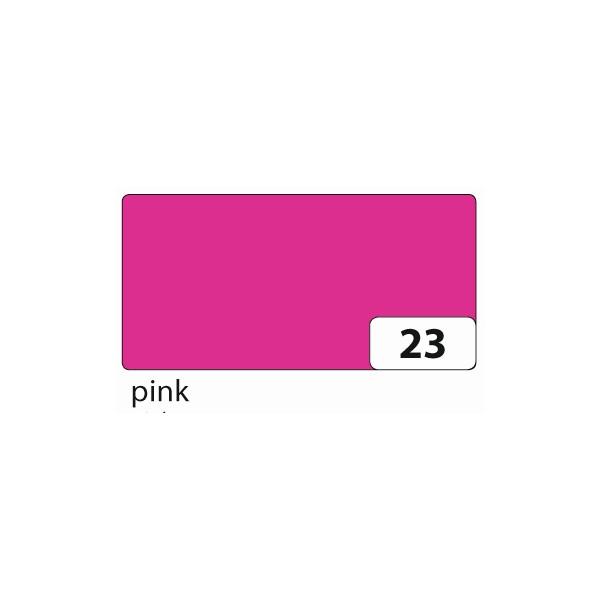 FOLIA 6723 E Tonpapier 50x70cm 130g pink