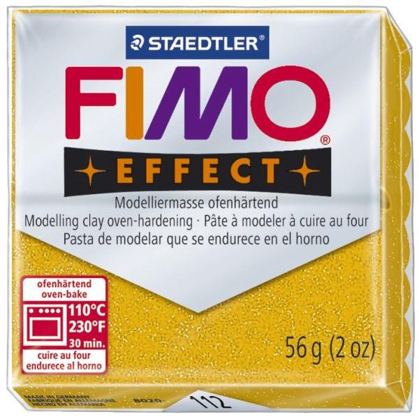Staedtler 8020-112 Soft 56g me Modelliermasse Fimo gold