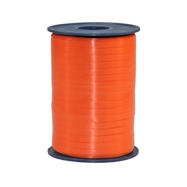 PRÄSENT Geschenkband Ringelband 5mm x 500m orange